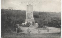 Saint Erme - Monument Aux Morts - Ruet - Autres Communes