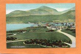 Newcastle Co Down Ireland 1905 Postcard - Down