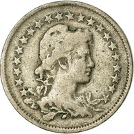 Monnaie, Brésil, 200 Reis, 1928, TB, Copper-nickel, KM:519 - Brésil