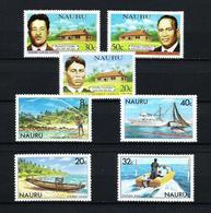 Nauru Nº 221/3-224/7 Nuevo - Nauru