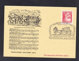 Austria. Notes. Song. Horses. - Music
