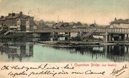 Caversham Bridge, Near READING. Reino Unido // UK - Reading