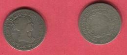 LUCCA ET PIOMBINO  ( KM 23) TB+ 32 - Regional Coins