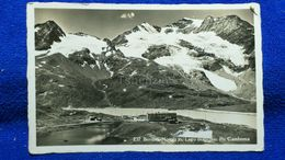 Bernina Hospiz M. Lago Bianco U. Piz Cambrena Switzerland - GR Grisons