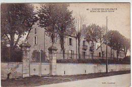 58. POUGUES LES EAUX . HOTEL DU MONT GIVRE . Editeur COULOUD - Pougues Les Eaux