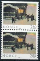 Norwegen - Pferde - Chevaux - Horses - Cavalli - Einwandfrei Postfrisch/** - MNH - Horses