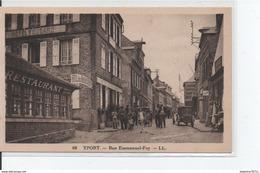 Yport-Rue Emmanuel-Foy - Yport