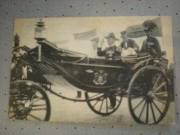 TERNEUZEN - KONINKLIJK BEZOEK - SEPTEMBER 1907 - DYNASTIE ORANJE - Terneuzen