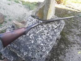 Fusil à Chiens Calibre 16 - Armas De Colección
