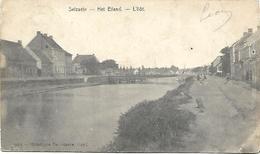 Selzaete - Het Eiland - L'Ilôt. - Zelzate