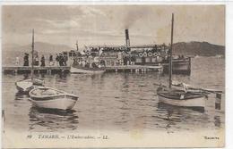 83.  LA SEYNE SUR MER.   TAMARIS SUR MER.  L EMBARCADERE - La Seyne-sur-Mer