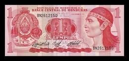 Honduras 1 Lempira 1984 Pick 68b SC UNC - Honduras
