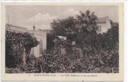 83.  LA SEYNE SUR MER.   LES SABLETTES .ST ELME.  LA VILLA BELLEVUE ET SES PAVILLONS - La Seyne-sur-Mer