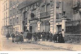 92.n°58725.levallois Perret.postes Et Télégraphes - Levallois Perret