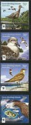 2015 Cocos Islands WWF Birds Albatross Curlew Complete Set Of 4 MNH  @FACE - W.W.F.