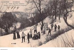 73.n°59256.chamonix.les Sports D'hiver. - Altri Comuni