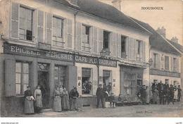 77.n°57425.mouroux.epicerie.mercerie.café.restaurant. - Sonstige Gemeinden