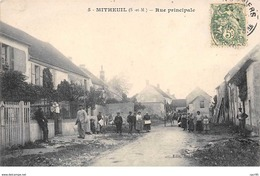 77.n°57479.mitheuil.rue Principale - Other Municipalities