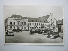 VW, Volkswagen,  Karte 1953 - PKW