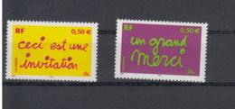 Frankreich Michel Cat.No. Mnh/** 3780/3781 - France