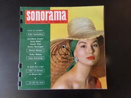 Sonorama N° 11, 1959, Eddie Constantine, Marilyn Monroe ... - Vinyl Records