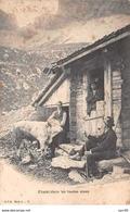 05 . N° 103263 .chalet Dans Les Hautes Alpes .fermiers . - France
