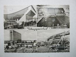 VW, Volkswagen,  Karte 1960 - PKW