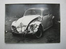 VW, Volkswagen,  Karte 1973 , Original From Accident - PKW