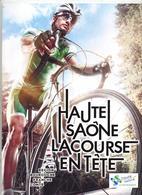 Revue Haute Saone Theme Velo - Sport
