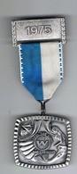 België 1975 Toerisme Medaille Westende - Touristiques