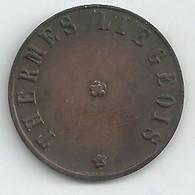 Monnaie Nécessité Liege-thermes Liegeois -1f - Monétaires / De Nécessité