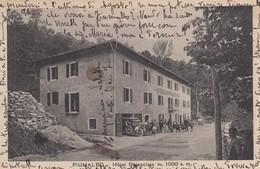Emilia Romagna - Modena -  Fiumalbo - Hotel Ghiacciaio - F. Piccolo - Bella Animata Auto - Other Cities