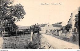 77. N° 104971 .saint Fiacre .entree Du Pays . - Francia