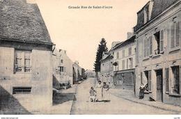 77. N° 104972 .saint Fiacre .grande Rue De Saint Fiacre . - Francia
