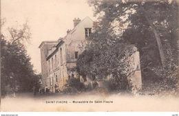 77. N° 104978 .saint Fiacre .monastere Du Village . - Francia