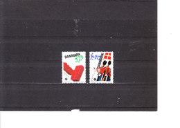 Europa 1989 Danemark - 1989