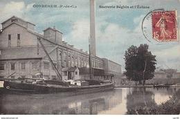 62. N° 103783 .corbehem .sucrerie Beghin Et L  Ecluse . - France