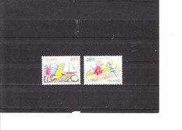 Europa 1989 Islande - 1989