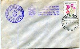 ASOCIACION DE SCOUTS DE ARGENTINA AGRUPACION SAN PATRICIO MUESTRA FILATELICA DE TEMATICA SCOUT / GUIA - NTVG. - Padvinderij
