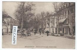 DRAGUIGNAN (83) - Boulevard Georges Clémenceau - Draguignan