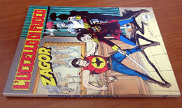 ZAGOR N. 434 L'UCCELLO DI FUOCO 1997 - Zagor Zenith