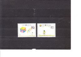 Madeire 1989** Jeux D'enfants 125 II-126 - 1989