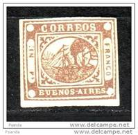Buenos Aires 1858 Forgery! - Buenos Aires (1858-1864)