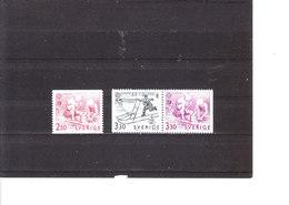 Europa 1989 Suède - 1989