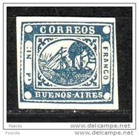 Buenos Aires 1859 Forgery! - Buenos Aires (1858-1864)