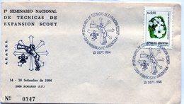1° SEMINARIO NACIONAL DE TECNICAS DE EXPANSION SCOUT - NTVG. - Padvinderij