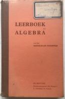 (29) Leerboek Van Algebra - De Procure - 1963 - 412p. - Books, Magazines, Comics