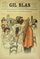GIL BLAS-1900/23-GEORGES MAUREVERT-ANDRE CREMIEUX-PREJELAN - Livres, BD, Revues