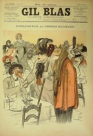 GIL BLAS-1900/23-GEORGES MAUREVERT-ANDRE CREMIEUX-PREJELAN - Magazines - Before 1900