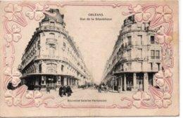 Orléans-Rue De La République - Orleans